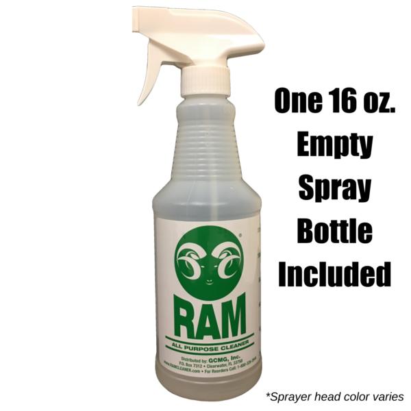 RAM 2 QT Kit Spray Bottle